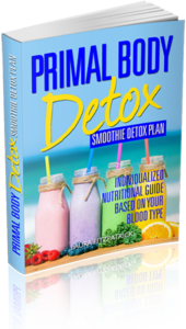 Primal Body Detox is a customized nutritional guide based on the blood type of users that allows them detox their bodies and live a healthy life