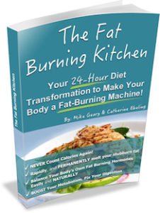 Mike Geary has formulated the Fat Burning Kitchen program to allow the users lose weight in a safe and effective manner