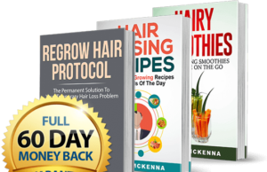 Regrow Hair Protocol by David Mckenna is a detailed guide on how you can restore overall hair growth