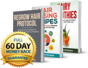 Regrow Hair Protocol by David Mckenna encompasses natural recipes that are effective in growing back hair