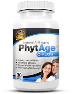 PhytAge Plus is an anti-aging supplementation that reduces fine lines and wrinkles and gives the skin a youthful finish