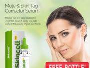 SkinCell Pro safely removes the skin tags from the skin without leaving any ugly stains or marks behind