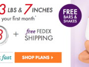 NutriSystem Lean 13 is a well balanced diet plan that comes with prepacked meals and allows you to live a healthy lifestyle