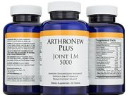 ArthroNew Plus is an effective joint and muscle support that provides relief from pain and stiffness