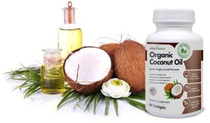 Organic Coconut Oil is an all-natural formulation that effectively helps in losing weight