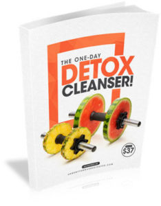 The users will learn about a miracle detox drink that will flush out toxins from the body