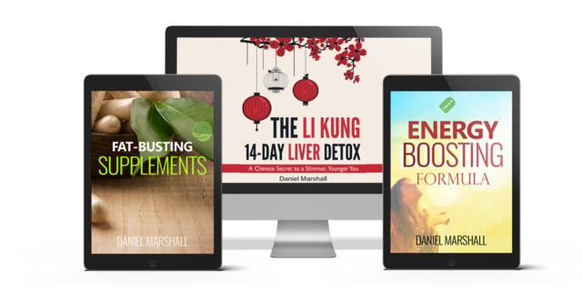 The Li Kung 14-Day Detox aims to cleanse the liver from harmful toxins that breed certain diseases