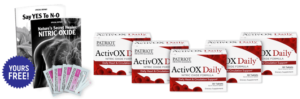 ActivOX Daily provides heart and circulation support improving the overall quality of life