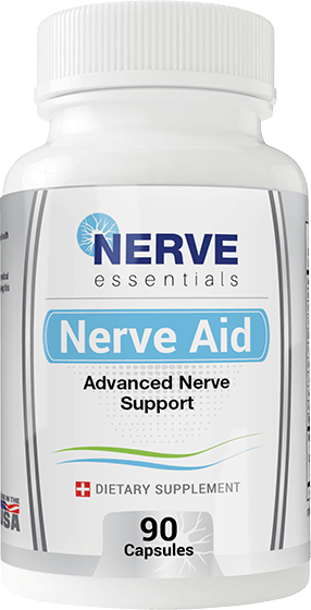 Nerve Aid is a natural solution to neuropathy by providing an advanced support to nerves