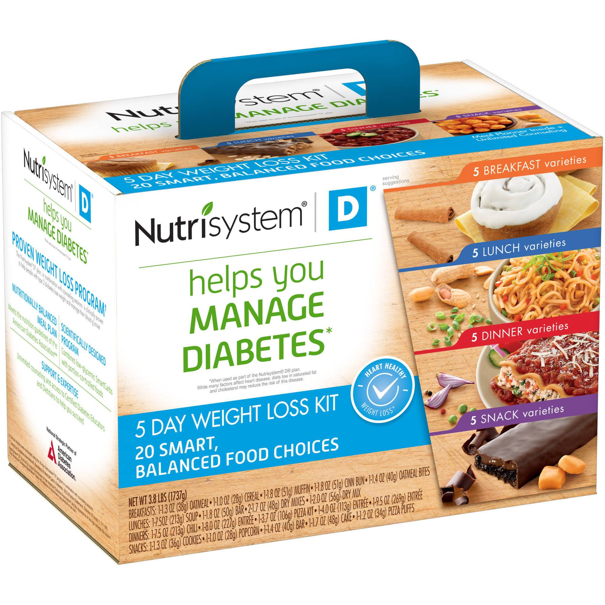 Nutrisystem Review – Day One