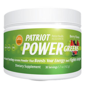 Patriot Power Greens is an incredible way to restore the vitality in the human body and keeping it active and healthy