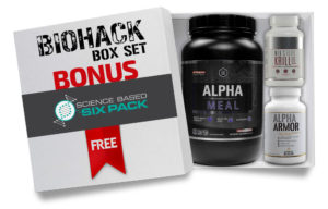 The users will get a free bonus guide and three supplements that will allow them achieve an ideal fat-burning state