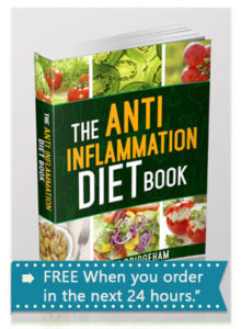 The Anti Inflammation Diet Book teaches the users on how to avoid certain foods that cause inflammation