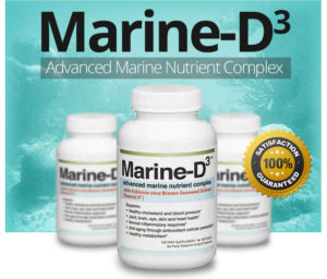 Marine D3 is an ideal solution to regulating blood sugar levels and cholestrol