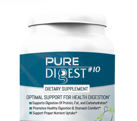 Pure Digest #10 is a potent supplement that helps in alleviating the digestive issues