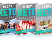 The 14-Day Keto Challenge is a program based on a keto diet that allows the users cut down weight and live a healthy life