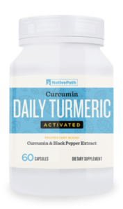 NativePath Daily Turmeric is an effective formulation that soothes inflammation and promotes healthy joints