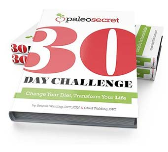 The Paleo Secret is a 30-day challenge that allows to embark on an effective paleo journey and live a healthy lifestyle