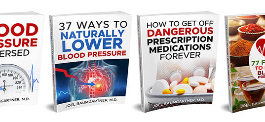 Healthy Blood Pressure is a comprehensive guide to control your blood pressure and live a healthy life