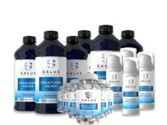 Salus Structured Silver aims to help users tackle leaky gut issues, and provide a healthy immune system