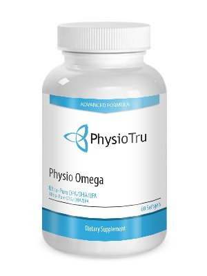 PhysioTru Physio Omega promotes heart health and healthy blood sugar levels