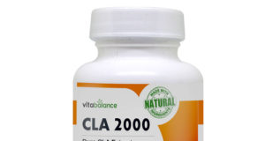 CLA 2000 is a dietary supplement by Vita Balance that aids in weight loss and healthy immunity