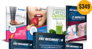 Fat Decimator is an incredible weight loss program that allows the users shed unwanted body weight in as little as 21 days