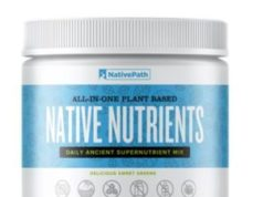 NativePath Native Nutrients is a thyroid detox drinks that has a range of health benefits