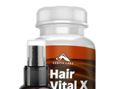 Hair Revital X is a hair regrowth formula that restores hair growth and aims to reduce hair fall