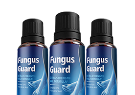 Fungus Guard is a topical supplement that aims to eradicate skin fungus from its root