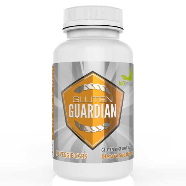 Gluten Guardian is a dietary supplement that helps in easing digestion and boosting metabolism