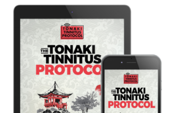 Tonaki Tinnitus Protocol is a blueprint for effectively dealing with the symptoms of tinnitus