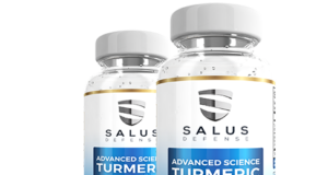 Salus Defense Turmeric is rich with antioxidant properties that enhances overall health