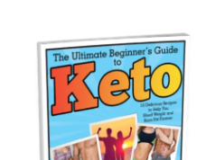 The Ultimate Guide To Keto is a complete guide for people starting to start a keto diet