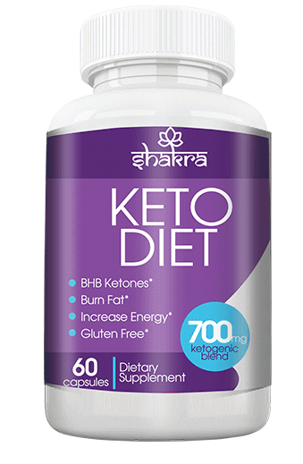 Shakra Keto Diet is a weight loss supplement that compliments a keto lifestyle and improves overall health and wellness of a person