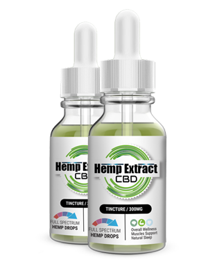 Hemp Extract Plus CBD Oil is a potent CBD Oil that alleviates pain, anxiety and stress