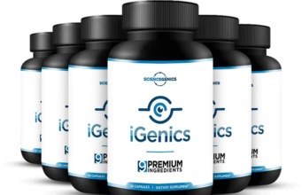 iGenics is a vision supplement that aims to improve eyesight by targeting its root cause