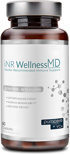 iNR Wellness is an immune support formula with beta glucan