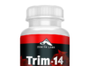 Trim-14 is a fat loss support supplement by Zenith Labs