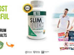 Slim Quick Keto is a keto friendly supplement that aims to helps in losing weight