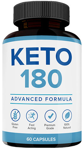 Keto 180 is a keto friendly supplement that allows the body to lose stubborn fat and be in nutritional ketosis