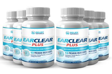 Ear Clear Plus is a tinnitus relief supplement