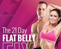 Flat Belly Fix is a weight loss program for a fit and healthy body