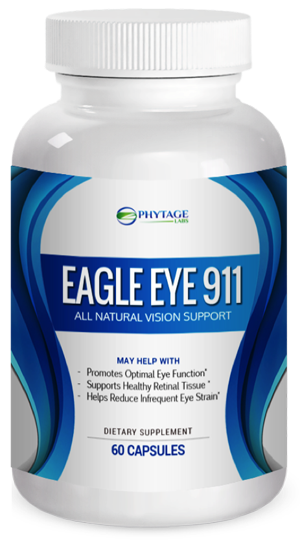 Eagle Eye 911 is an advanced vision support supplement