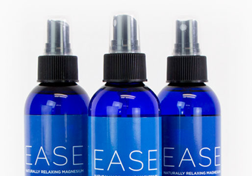 EASE Magnesium is a 100% natural sleep aid and helps the users to relax