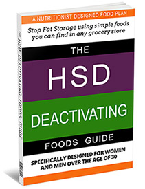 The HSD Deactivating Food Guide is a food plan for users