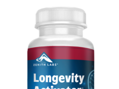 Zenith Labs Longevity Activator is an anti aging supplement to battle the signs of aging