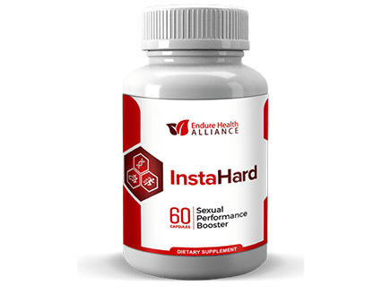 InstaHard improves men overall health