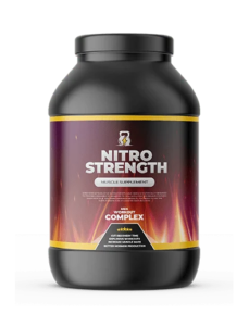 Nitro Strength is a male performance booster supplement