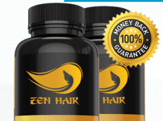 Zen Hair is a hair growth supplement
